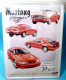 3D FORD Mustang 1917-1997 40 x 30 cm