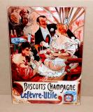 Biscuit Champagne  40 x 30 cm
