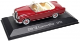 Mercedes Benz 220 SE CONVERTIBLE (W 128) 1958 - 1:43