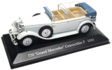 Mercedes Benz 770 'GRAND MERCEDES' CONVERTIBLE F (W 07) 1932 - 1:43