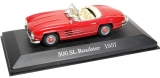 Mercedes Benz 300 SL ROADSTER (W 198) 1957 - 1:43