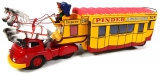 1:43 - BAR-CREPERIE TRUCK & TRAILER CIRCUS PINDER SNACK BAR