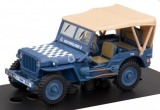 1:43 -   Jeep 1/4 TON MILITARY VEHICLE SOFT TOP