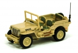 1:72 -  Jeep 1/4 TON MILITARY VEHICLE USA 1944