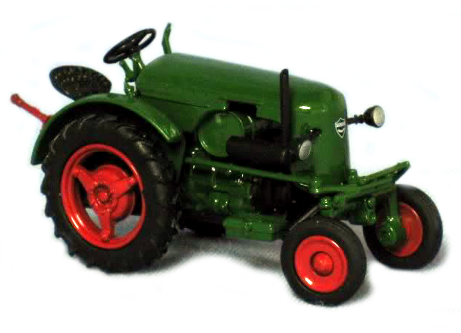 1:43 - SIMAR T100 A TRACTOR 1958